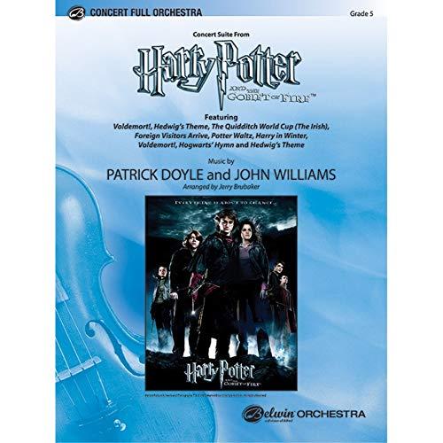 Harry Potter e il Calice di Fuoco, Concert Suite di