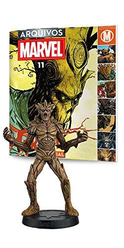 Groot - Coleção Marvel Fact Files