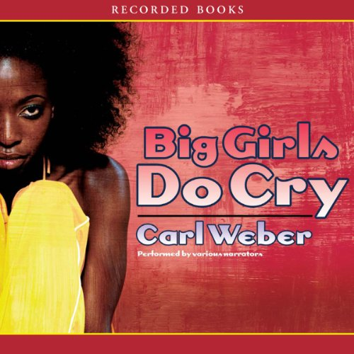 Big Girls Do Cry audiobook cover art