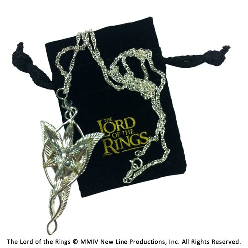 The Noble Collection Lord of The Rings Arwen Evenstar Replica