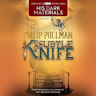 His Dark Materials: The Subtle Knife (Book 2) Titelbild