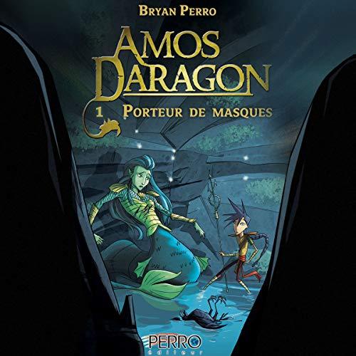 Porteur de masques [Wearer of Masks] audiobook cover art