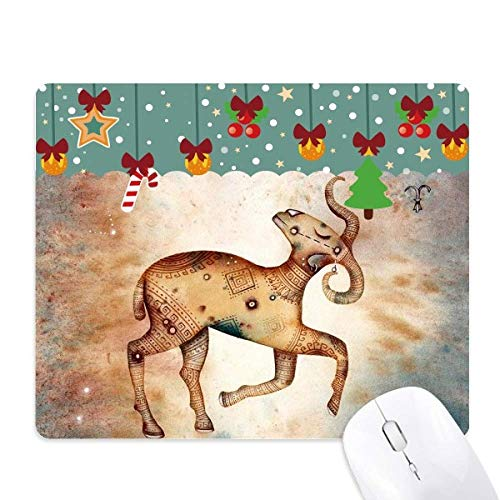 maart april Ram sterrenbeeld Zodiac Mouse Pad Game Office Mat Kerstmis Rubber Pad