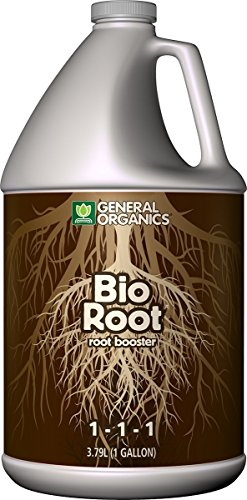 General Hydroponics GH5323 BioRoot, 1 gal