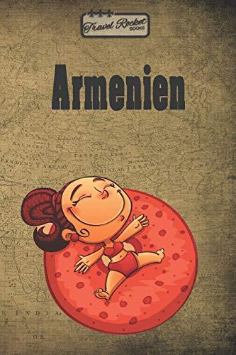 TRAVEL ROCKET Books Armenien: Reiseplaner | Reisejournal für deine Reiseerinnerungen. Mit Reisezitaten, Reisedaten, Packliste, To-Do-Liste, ... viel Platz für deine Erlebnisse und Momente.