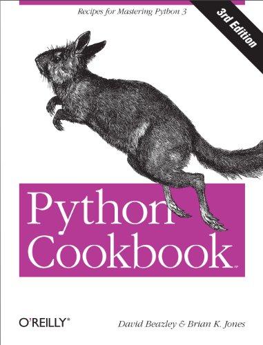 Python Cookbook: Recipes for Mastering Python 3 (English Edition)