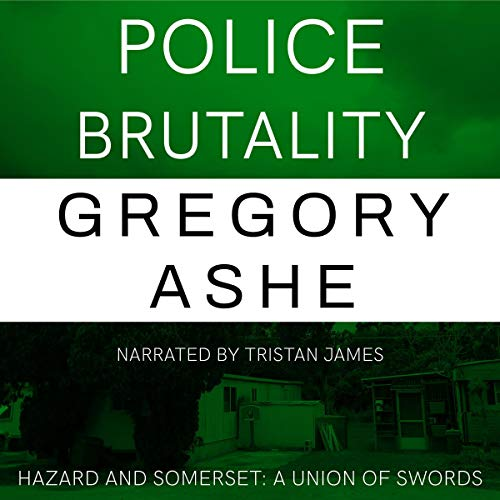 Police Brutality audiobook cover art