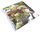 Tovaglioli di carta per il pranzo delle feste, circa 33 x 33 cm, per ogni occasione, estate, primavera, fiori di Dahlia