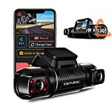 """REXING V2 PRO Full HD Dual Camera 2.7"""" LCD Screen 