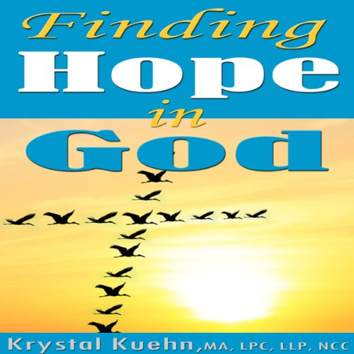 Finding Hope in God audiobook cover art