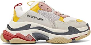 Balenciaga Triple S Black Yellow