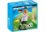 Playmobil 4729 Sports And Action Soccer Player From Germany