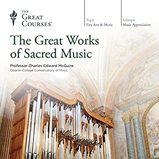 The Great Works of Sacred Music cover art
