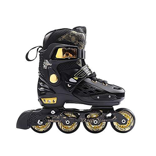 Fajwskjw Unisex – Erwachsene Inline Skate