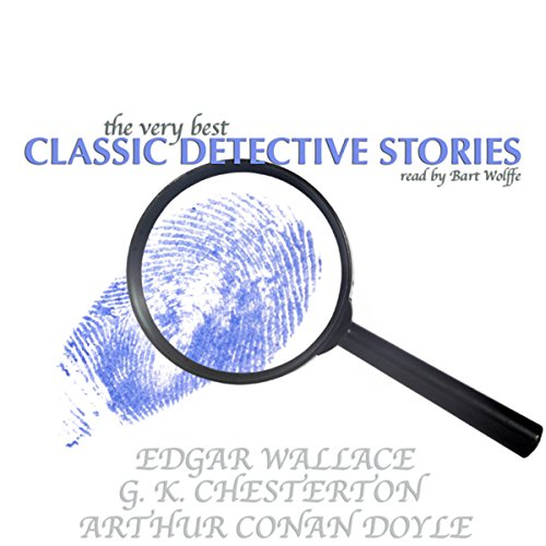 The Very Best Classic Detective Stories audiobook cover art