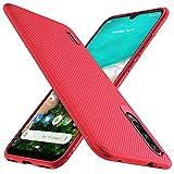 iBetter for Xiaomi Mi A3 Case, Premium Soft Rubber Cover