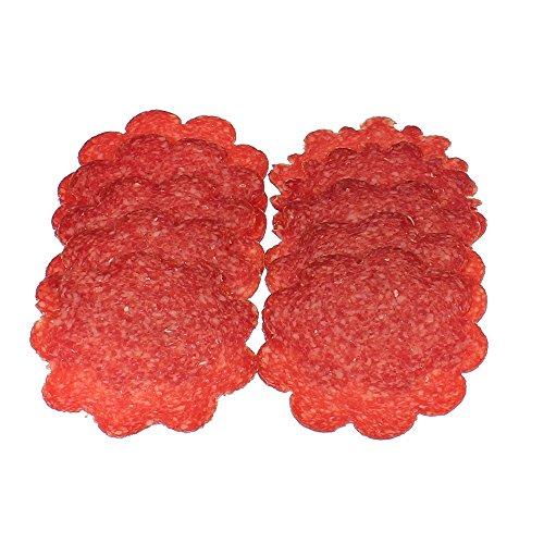 Edelsalami 1 A im Wabennetz 2,2 kg ganze Wurst