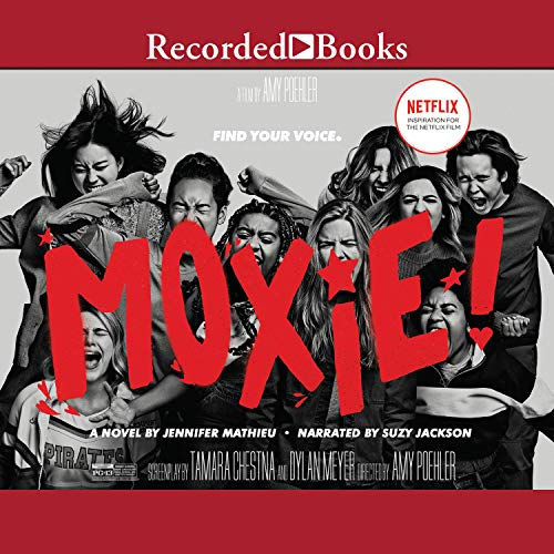 Moxie Audiobook By Jennifer Mathieu cover art