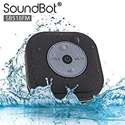 SoundBot SB518FM Wireless Shower Radio