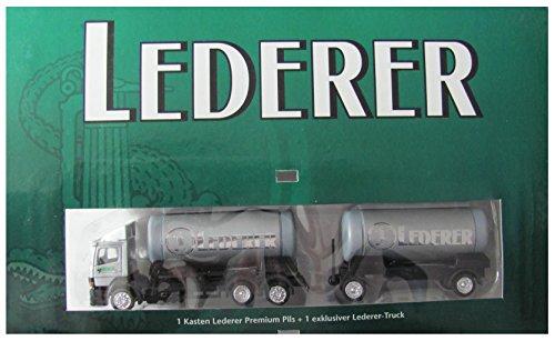 Lederer Nr.07 Bier - MB Atego - Hängerzug Tanker