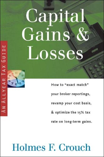 Capital Gains & Losses: How to Exact Match Your Broker Reportings, Revamp Your Cost Basis, & Optimize the 15% Tax Rate on Long-term Gains (Series 200: Investors & Businesses)