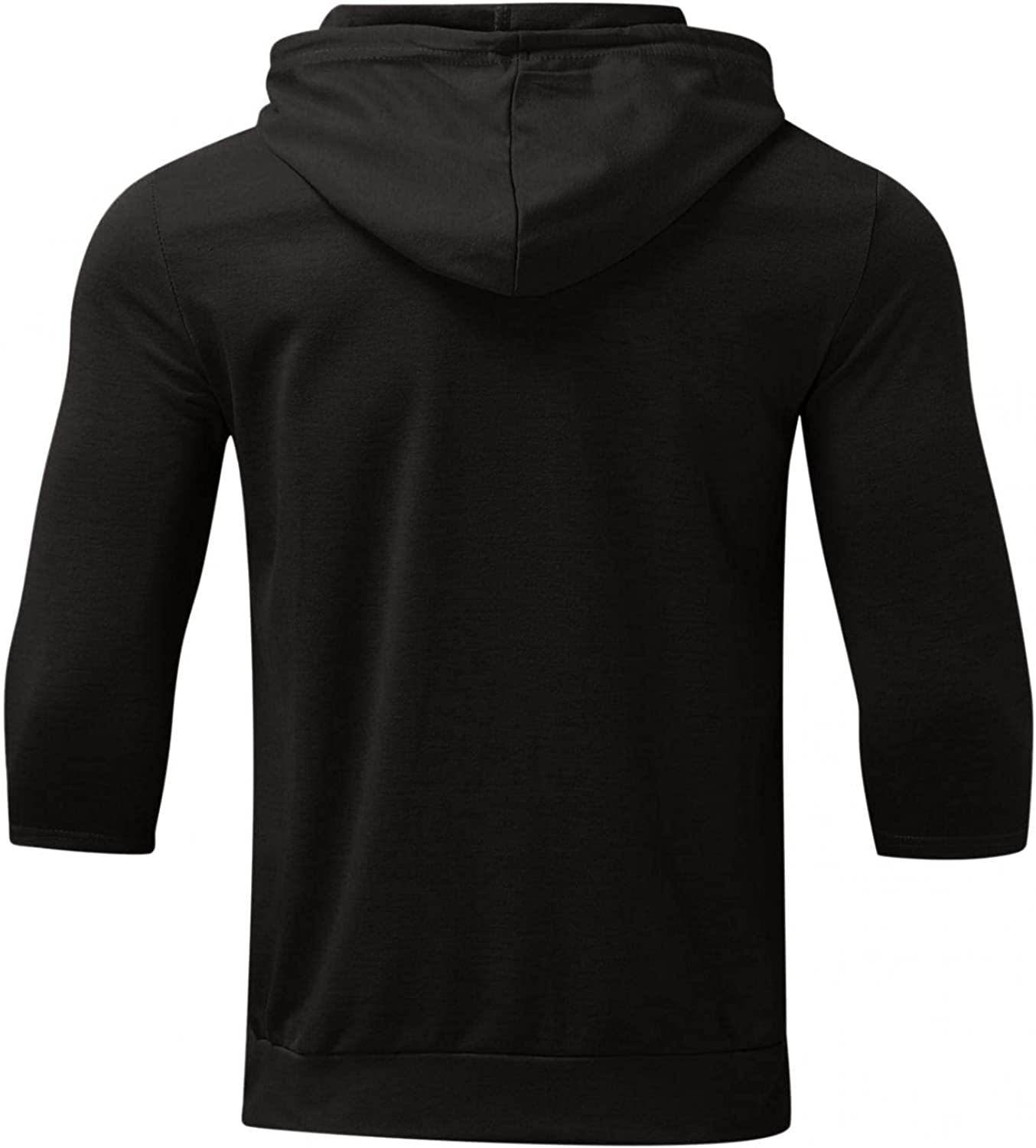 Aayomet Pullover Hoodies for Men Solid Long Sleeve Sweatshirts with Pocket Casual Workout Sport Tops Sweaters Blouses