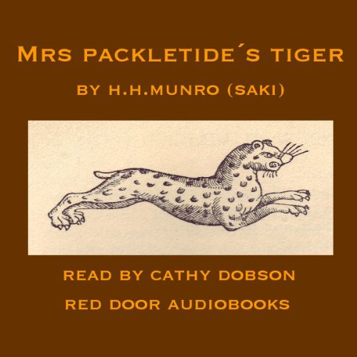 Mrs. Packletide's Tiger cover art