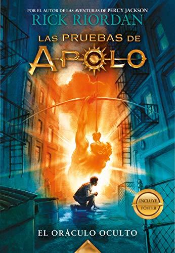 Las pruebas de Apolo, Libro 1: El oráculo oculto / The Trials of Apollo, Book One: The Hidden Oracle