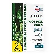 Baby Feet Foot Peel Mask Foot Masks remove hard skin Exfoliating Socks Callus Remover pedicure Exfol...