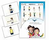 Yo-Yee Flashcards Bildkarten zur Sprachförderung - Adjektive und Gegensatzpaare - Erweitere spielerisch Grundwortschatz, Satzbau und Grammatik - Für Kita, Kindergarten, Grundschule oder Logopädie -