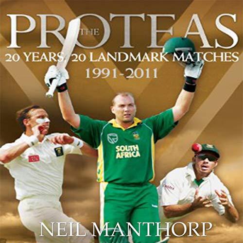 The Proteas: 20 Years, 20 Landmark Matches Titelbild
