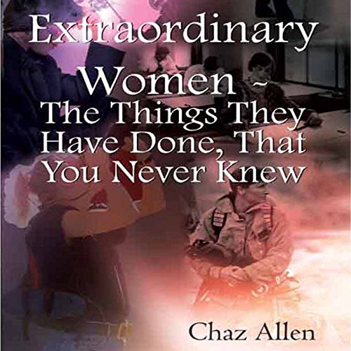 Extraordinary Women audiobook cover art