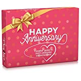 Happy Anniversary Couples Game to Start Awesome Conversations 100+ Cards Gifts for Husband and Wife...