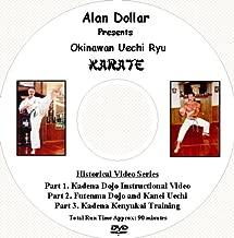 Okinawan Uechi Ryu Karate Historical DVD by Alan Dollar