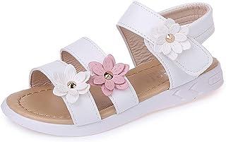 Sandale Fille Chaussure Enfant Fille Ete Sandalette Fille Cuir