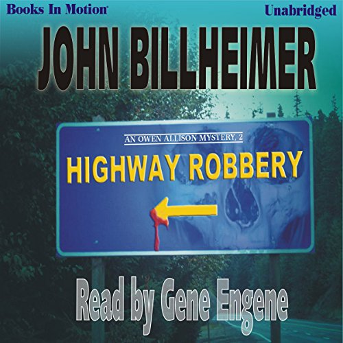 Highway Robbery audiobook cover art
