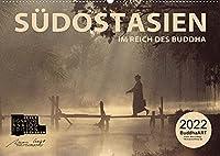 SUeDOSTASIEN Im Reich des Buddha (Wandkalender 2022 DIN A2 quer): Im Reich der guten Geister (Monatskalender, 14 Seiten )