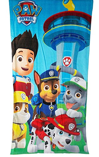 NICKELODEON - Toalla playa Patrulla Canina Paw Patrol Together