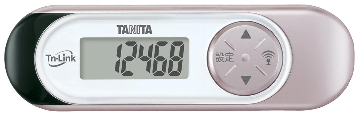 隠す同僚軍艦タニタ 通信機能付き3Dセンサー搭載歩数計 FB-723-PS からだカルテ対応機器