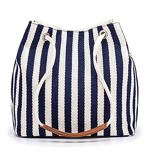 Bydenwely Women's Tote Bag Small Medium Canvas Shoulder Bag Hobo Bag Daily Working Handbag