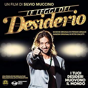 Le leggi del desiderio (light edition) (Colonna sonora originale del film)