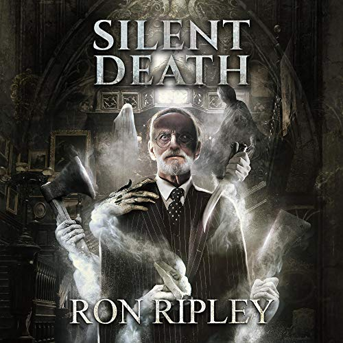 Silent Death Audiobook By Ron Ripley, Scare Street cover art