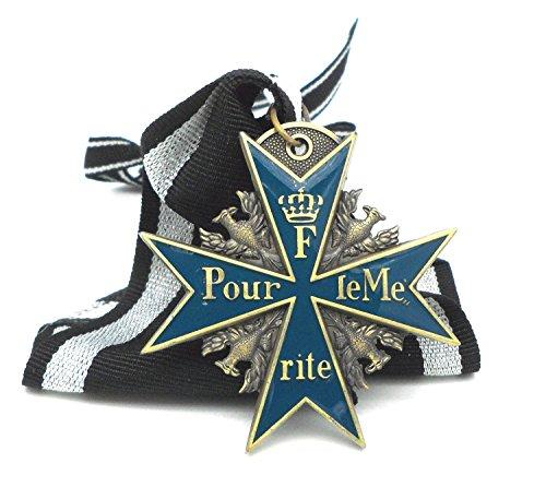 Orden 1. Weltkrieg - Pour le Merite Orden - Preußische deutsche Armee - TOP Sammler Anfertigung