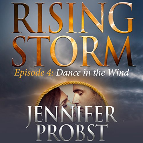 Dance in the Wind audiobook cover art
