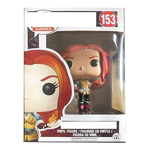 LiQi Pop The Witcher 3 Ye Naifa 153# Triss Populäre Figure Puppe Model Puppe