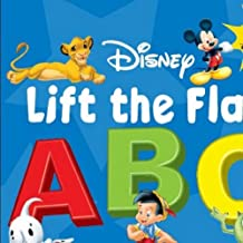 Disney Plus Pixar Lift the Flap ABC (Disney Now I Know Board Books)