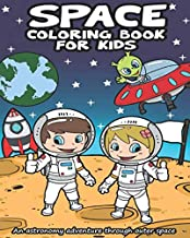 Sponsored Ad - Outer Space Coloring Book for Kids: Color Planets, Stars, the Solar System, Spaceships, Astronauts & Aliens...
