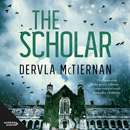The Scholar cover art