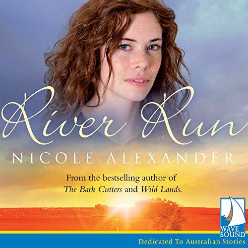 River Run audiobook cover art