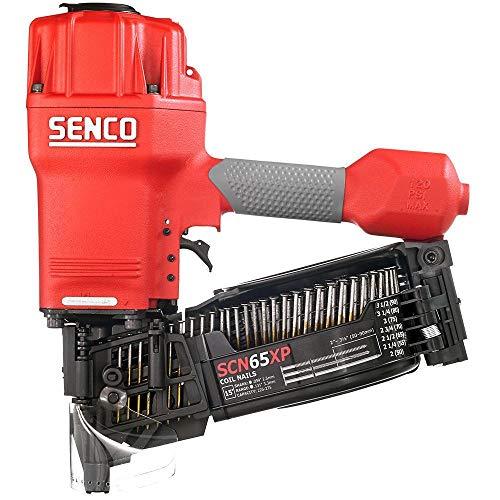 Senco Pneumatic SCN65XP 15 deg. Coil Framing Nailer
